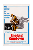 The Big Gundown, Lee Van Cleef, 1966 Art