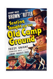 Tenting Tonight on the Old Camp Grounds, 1943 Posters