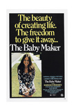 The Baby Maker, Barbara Hershey, 1970 Posters