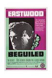 The Beguiled, 1971 Posters