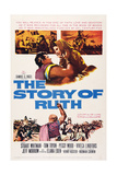 The Story of Ruth, 1960 Prints