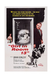 Girl in Room 13, Top from Left: Elizabeth Howard, Andrea Bayard, Brian Donlevy, 1960 Posters