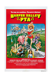 Harper Valley P.T.A, Barbara Eden (Raised Arms), 1978 Art