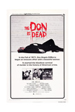 The Don Is Dead, Anthony Quinn (Top), 1973 Art