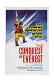 The Conquest of Everest, 1953 Posters