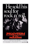 Phantom of the Paradise, William Finley (As the Phantom), 1974 Print