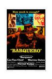 Barquero, Lee Van Cleef, 1970 Poster