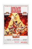 Duel at Diablo, 1966 Posters