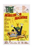 The Honeymoon Machine, Steve Mcqueen, Brigid Bazlen, 1961 Prints
