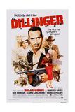 Dillinger, Michelle Phillips, Warren Oates, Ben Johnson, 1973 Poster