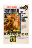 Over-Exposed, Cleo Moore, 1956 Prints