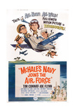 Mchale's Navy Joins the Air Force, 1965 Print
