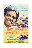 The Indian Fighter, Kirk Douglas, 1955 Posters