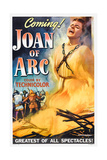Joan of Arc, 1948 Print
