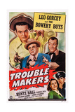 Trouble Makers, 1948 Posters