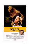 Equus, Peter Firth (Top), Richard Burton, 1977 Prints