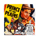 Prince of the Plains, Monte Hale, 1949 Art