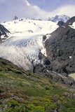 A Picture Dated January 2004 Shows Tunel Glacier in Los Glaciares National Park Poster by Andres Perez Moreno