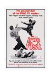 Duel of the Iron Fist, (Aka Da Jue Dou), 1971 Art