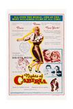Nights of Cabiria, 1957 Print