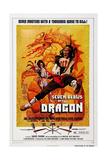 Seven Blows of the Dragon Prints