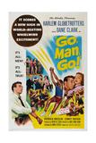 Go, Man, Go!, 1954 Planscher