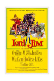 Lord Jim, Peter O'Toole, 1965 Print