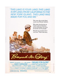 Bound for Glory, David Carradine, 1976 Print