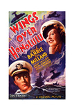 Wings over Honolulu, from Left: Ray Milland, Wendy Barrie, 1937 Prints