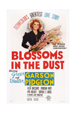 Blossoms in the Dust, Greer Garson, 1941 Kunst