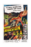 Invasion U.S.A., 1952 Prints