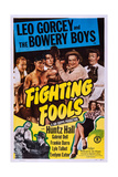Fighting Fools, 1949 Poster