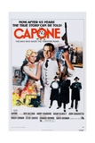 Capone, Top from Left: Susan Blakely, Ben Gazzara, 1975 Giclee Print