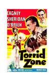 Torrid Zone, from Left: Ann Sheridan, James Cagney, Pat O'Brien, 1940 Posters