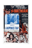 The Batman, 1943 Print