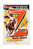 Zorro Rides Again, John Carroll, 1937 Art