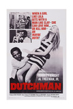 Dutchman, Top L-R: Shirley Knight, Al Freeman Jr., Bottom L-R: Al Freeman, Jr. Shirley Knight, 1967 Prints