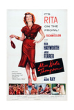 Miss Sadie Thompson, Rita Hayworth, 1953 Posters