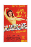 Margie, Jeanne Crain, 1946 Posters