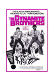 Dynamite Brothers, from Left: Alan Tang, Timothy Brown, 1974 Posters