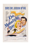 On Moonlight Bay, from Left: Doris Day, Gordon Macrae, 1951 Plakater