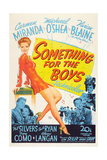 Something for the Boys, 1944 Prints