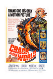 Crack in the World, Dana Andrews (Bottom Left), 1965 Posters