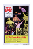 Let the Good Times Roll, 1973 Prints