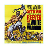 The White Warrior, (Aka Agi Murad Il Diavolo Bianco), Steve Reeves, 1959 Giclee Print