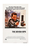 The Seven-Ups, Roy Scheider, 1973 Poster