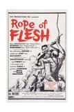 Mudhoney, (Aka Rope of Flesh, Aka Mud Honey), 1965 Giclee Print