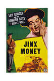 Jinx Money, Left: Huntz Hall; Top Right: Leo Gorcey, 1948 Posters