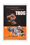 Trog, from Top: Joe Cornelius, Joan Crawford, 1970 Art