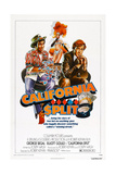 California Split, Elliott Gould, George Segal, 1974 Posters